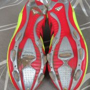 ADIDAS FG Predator 2010 yellow boots cleats size UK4 US4.5 EU (2)