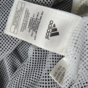 Adidas 2005 white navy tracksuit shell jacket size L (4)