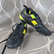 KOOGA black lime boots cleats UK5.5 US6.5 EU39 (1)