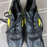 KOOGA black lime boots cleats UK5.5 US6.5 EU39 (4)