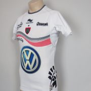 Toulon RC Rugby 2013-14 Players Authentic away Rugby Shirt Maillot Size S (2)