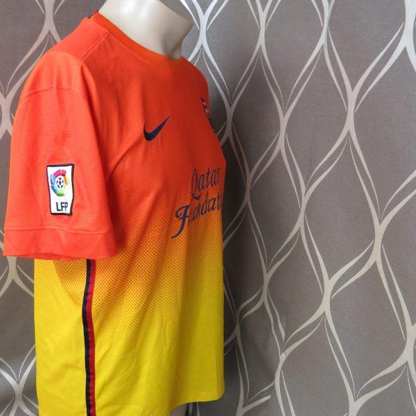 Barcelona 2012-13 away shirt Nike soccer jersey size S (3)