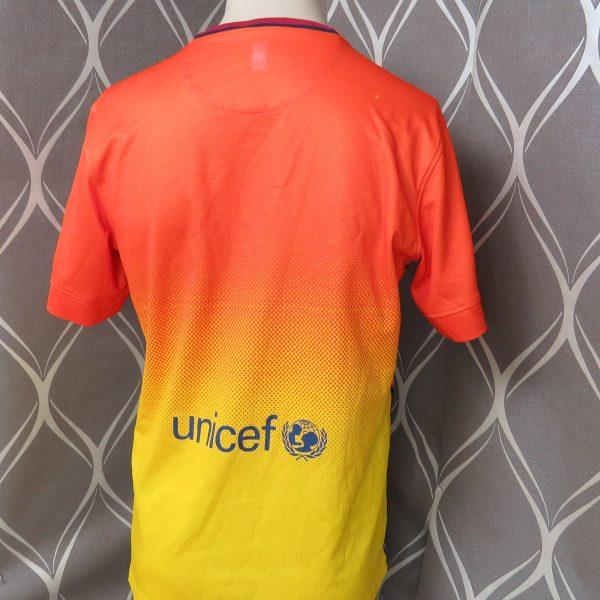 Barcelona 2012-13 away shirt Nike soccer jersey size S (7)