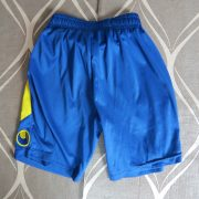 UHLSPORT blue football shorts size Boys 110-116 (4-5Y) (3)