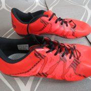 Adidas Football SG Boots X 15.4 Junior bold orange soccer EU 38 23 UK 5.5 (2)