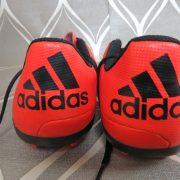 Adidas Football SG Boots X 15.4 Junior bold orange soccer EU 38 23 UK 5.5 (3)