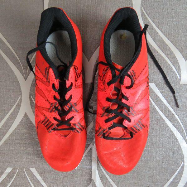 Adidas Football SG Boots X 15.4 Junior bold orange soccer EU 38 23 UK 5.5 (5)