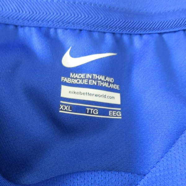 France Rugby 2011-12 home shirt Nike Jersey Maillot Size XXL (3)