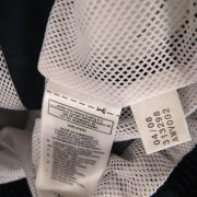 Adidas 2008 navy tracksuit shell jacket size Boys M 152 10-12Y (3)