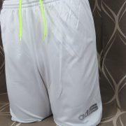 Adidas Adi5 2011 white shorts lined size S (1)