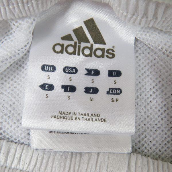 Adidas Adi5 2011 white shorts lined size S (4)