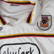 Bradford Bulls Rugby league shirt jersey size M Bloggs (3)