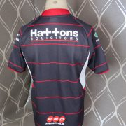 St Helens RFC 2011 away shirt ISC rugby jersey size S (2)
