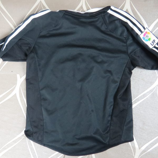 Real Madrid 2004-05 away shirt adidas soccer jersey size Boys M 3032 12Y (5)