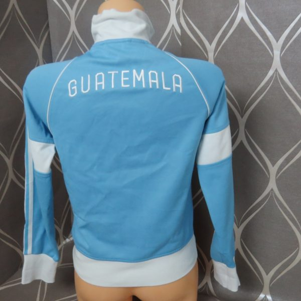 Adidas originals Guatamala women's tracksuit jacket size UK 12 EU 38 (2)