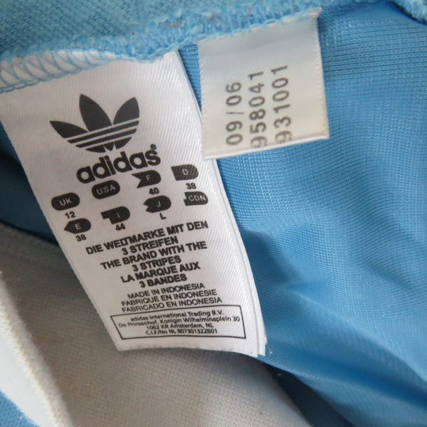 Adidas originals Guatamala women's tracksuit jacket size UK 12 EU 38 (4)