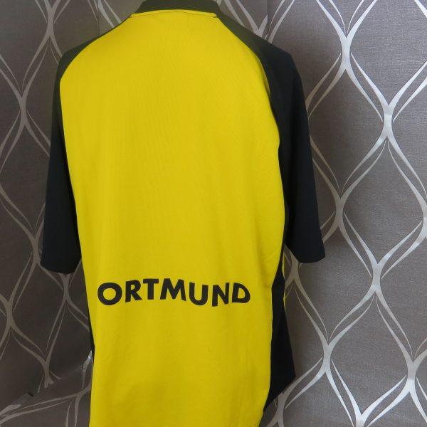 Borussia Dortmund 2001-02 home shirt goool.de jersey size XL (3)