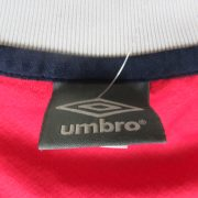 Norway 2011-12 home shirt Umbro soccer jersey size M (3)