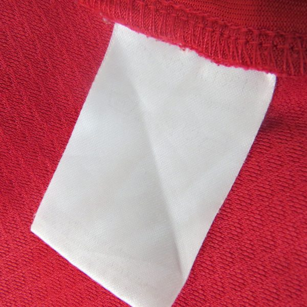 Norway 2011-12 home shirt Umbro soccer jersey size M (4)