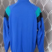 PUMA 1980ies tracksuit blue jacket size M (Puma size 5) (3)