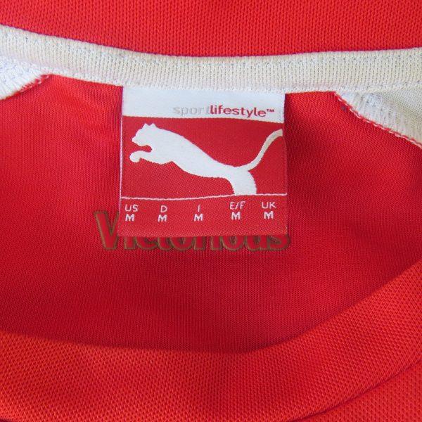 Arsenal 2014-15 home shirt Puma soccer jersey Alexis 17 size M (1)