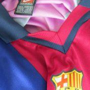 Barcelona 2000-01 home stadium shirt Nike soccer jersey size XL (3)