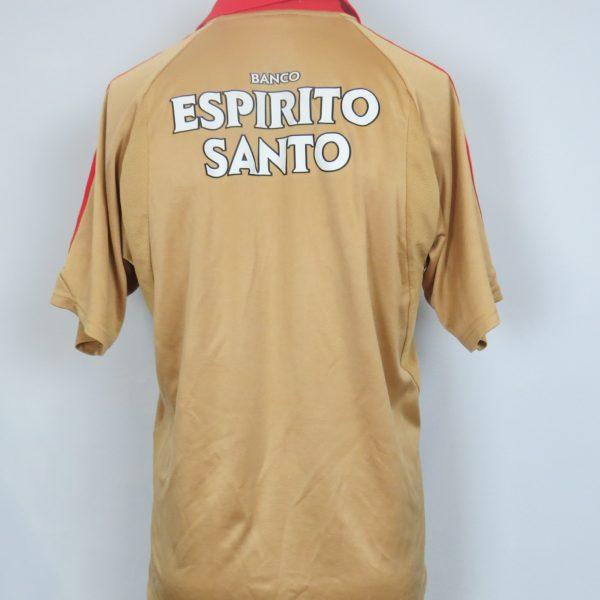 Benfica 2004-05 away shirt Adidas soccer jersey size S (2)