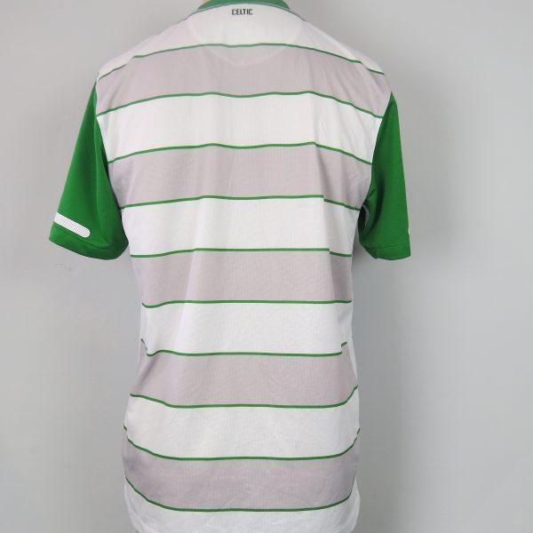 Celtic 2011-12 away shirt Nike soccer jersey size M (2)