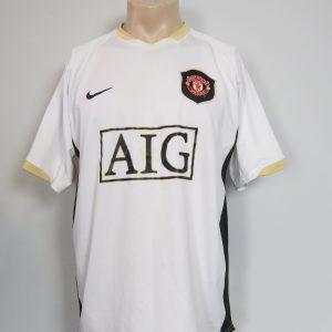 f8a93c5a1d0 Manchester United 2006-07 away shirt Nike soccer jersey size L