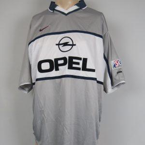 9ead1ab95dc Paris Saint-Germain 2002-03 away shirt Nike PSG soccer jersey size XL