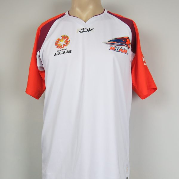 Rare Queensland Roar (Brisbane) 2006-07 away shirt Reebok jersey size M ( cecb4f479