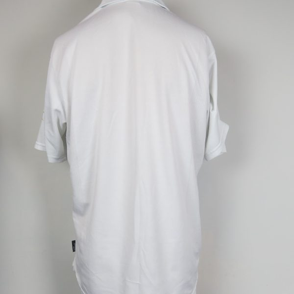 Real Madrid 2001-02 LFP Centenary home shirt adidas soccer jersey size L (2)
