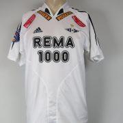 Rosenborg BK 2004 home shirt adidas soccer jersey Tippeligaen size M (1)