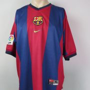 Barcelona 1998-00 home shirt size XL (1)