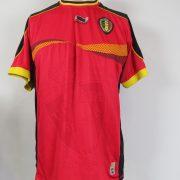 Belgium 2012-13 home shirt Burrda soccer size 2XL (1)