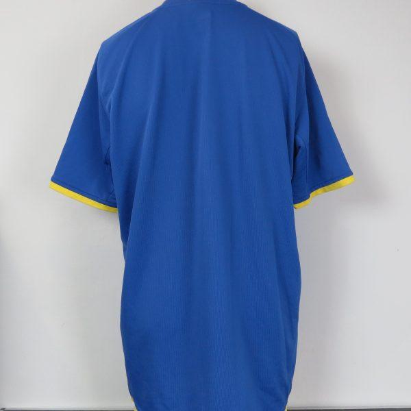 Brazil 2008-10 away shirt NIKE Brasil soccer jersey size XL (2)