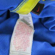 Brazil 2008-10 away shirt NIKE Brasil soccer jersey size XL (4)