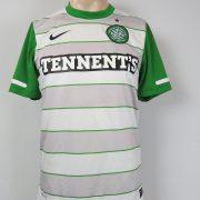 Celtic 2011-12 away shirt Nike soccer jersey size S (1)
