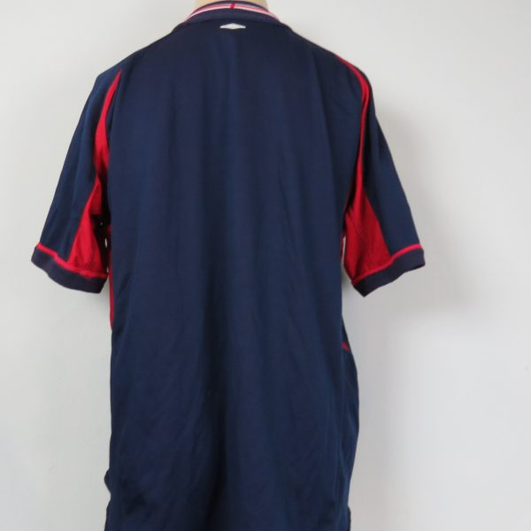 England 2002-04 away shirt Umbro jersey size L World Cup 2002 (3)