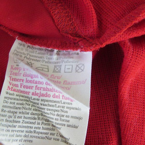 Manchester United 2000-01 home shirt Umbro soccer jersey Johnsen 5 size XL (3)