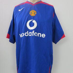 79d6da75ecf Manchester United 2005-06 away shirt Nike soccer jersey size L