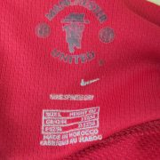 Manchester United 2006-07 home shirt Nike soccer jersey Rooney 8 size L (4)