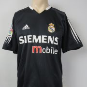 Real Madrid 2004-05 away shirt adidas soccer jersey size S (1)