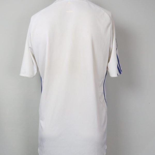 Real Madrid 2007-08 LFP home shirt adidas soccer jersey size M (2)