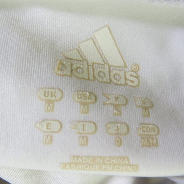 Real Madrid 2007-08 LFP home shirt adidas soccer jersey size M (3)