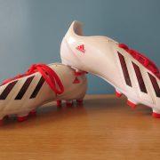 Adidas F10 Messi 2012 TRX white Football JR boots FG UK5.5 EU 38 23 (1)