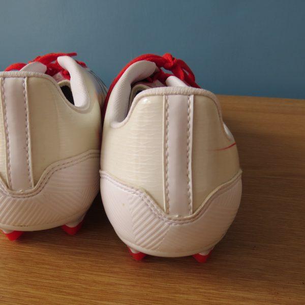 Adidas F10 Messi 2012 TRX white Football JR boots FG UK5.5 EU 38 23 (2)