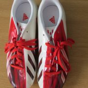 Adidas F10 Messi 2012 TRX white Football JR boots FG UK5.5 EU 38 23 (6)