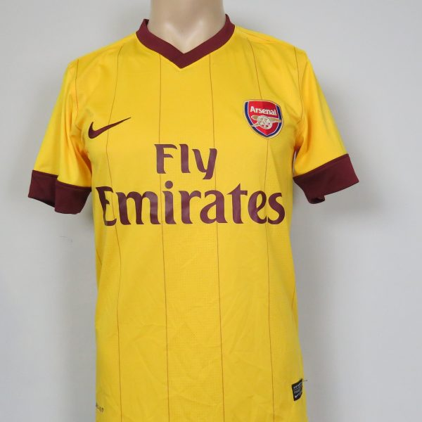 Arsenal 2012-13 third shirt Nike soccer jersey Fabregas 4 size S (1)