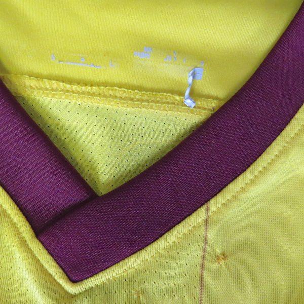 Arsenal 2012-13 third shirt Nike soccer jersey Fabregas 4 size S (2)